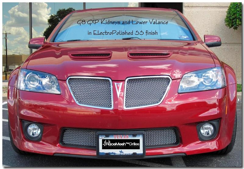 Pontiac G8 Gxp Lower Valance Oem