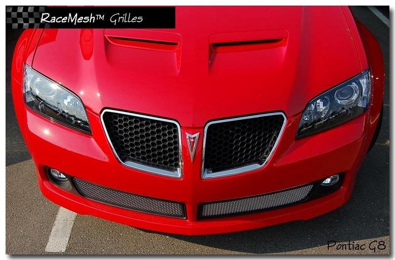 Home > Pontiac > G8 > Pontiac G8 - V6, GT Lower Valance - GOTHIC Style