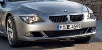 BMW E63 E64 6-Series  Lower Valance  2008 - 2011