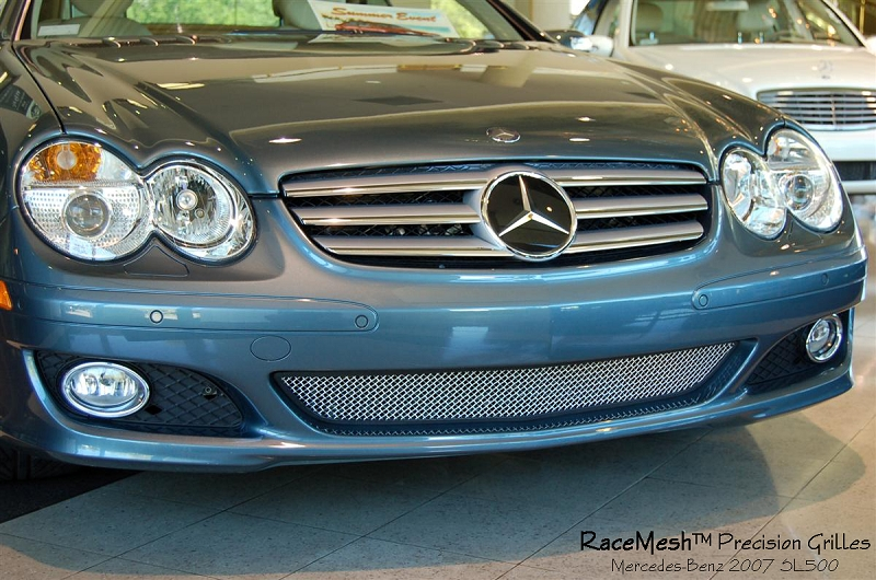 Mercedes Benz R230 Sl500 Sl550 Sl600 2007 2008 Lower