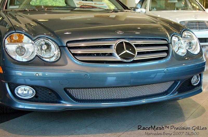 Mercedes benz r230 sl500 sl550 sl600 2007 2008 lower for 2007 mercedes benz sl500