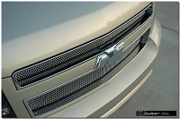 CHEVY Tahoe/Avalanche/Suburban Upper 2-piece set  (2007-2014) GOTHIC Style Weave