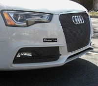 AUDI A5 (2012-2016) Left & Right Fog Light Grilles