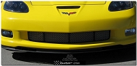 CHEVY C6 Z06 Corvette 4-Chamber Lower Valance