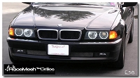 BMW E38 7 Series Lower Valance 1995-01