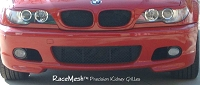 BMW E46 3 Series M-Tech Ver.2 Upper Kidney's (1999-2005)