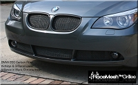 BMW E60 5-Series Upper Kidney's