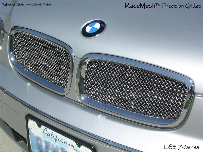 Home BMW Mini 7 Series E65 E66 2002 2005 740i 745i 750i 760i 745Li 750Li 760 Li Upper Kidneys