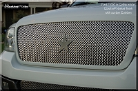 FORD F-150 (2006-2008) Upper Grille & Lower Valance set - Gothic Style