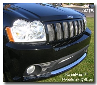 JEEP Grand Cherokee - WK (2005-2007) Upper Grille Only