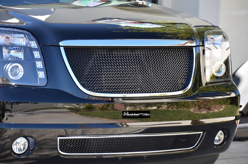 GMC Yukon / Denali / SLT (2007-2014) Upper & Lower Set (GOTHIC Style weave)