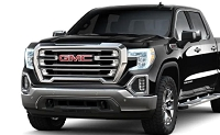 GMC Sierra (2019 - Current) Upper Main Grille