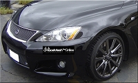 LEXUS IS-F Lower Valance in GOTHIC Style weave