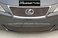 LEXUS IS 250 / 350  ( 2006 - 2008 )  Upper Grille