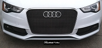 AUDI A5 (2012-2016) Main Grille - GOTHIC Style Weave