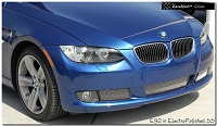 BMW E92 E93 3-Series Lower Valance 3-piece