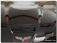 CHEVY ZR1 Corvette Nose Scoop