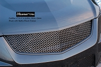 Cadillac CTS-V (2009-2015) Upper Grille & Lower Valance Grille - GOTHIC Style Weave