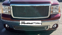 GMC Sierra / Denali (2007-2013) Upper & Lower Set  Original Crimp Style Weave